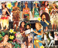 Collage Senior Contestants - on click to page