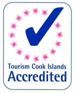 Accredited - Tourism Cook Islands